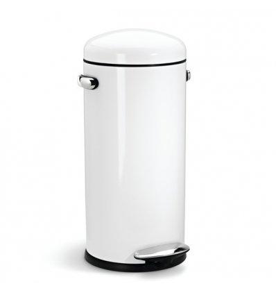 acheter poubelle de cuisine 30 litres retro ouverture. Black Bedroom Furniture Sets. Home Design Ideas