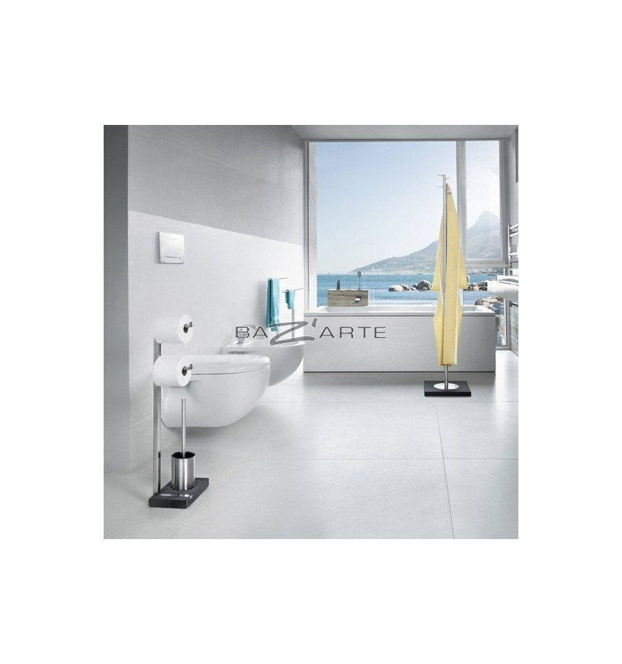 Porte papier toilette et brosse brosse wc porte - Acheter papier toilette en gros ...