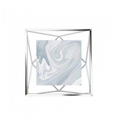 cadre photo prisma carr bazarte objets et cadeaux design. Black Bedroom Furniture Sets. Home Design Ideas