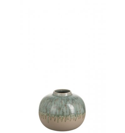 Ethnic ceramic vaase