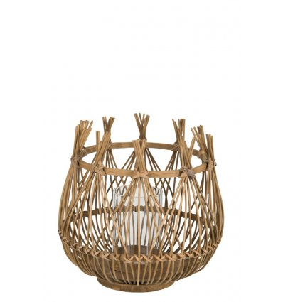 Tealight - bamboo