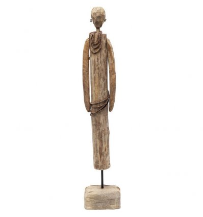 Decorative object - African man
