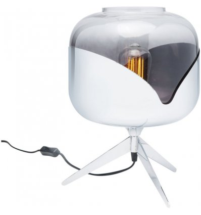 Lampe à poser - GOBLET BALL chromé