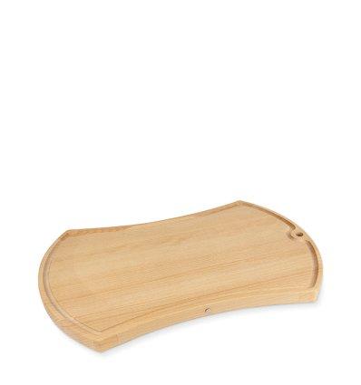 Planche à découper en bois massif