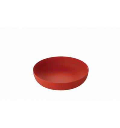 Corbeille en laiton rouge - 21cm