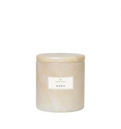 Bougie parfumée marbre - FRABLE