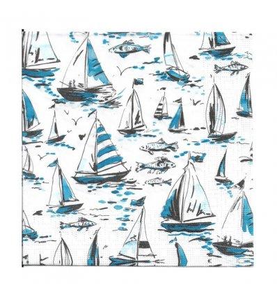 serviette en papier - St Tropez