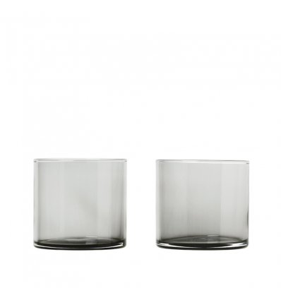Set de 2 verres bas - MERA