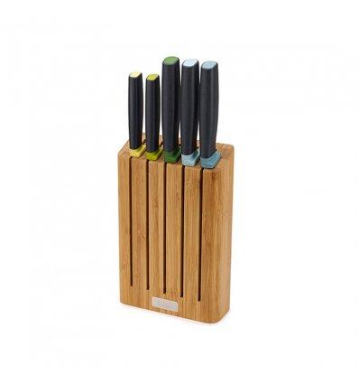 Set de 5 couteaux - Bamboo Block