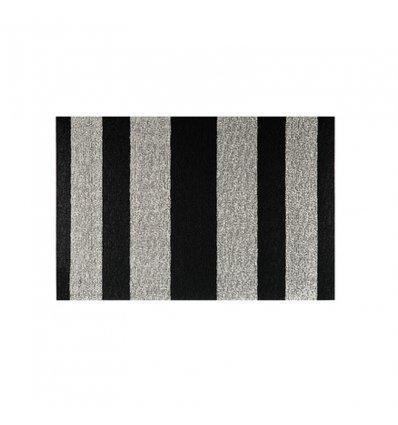 Tapis - SHAG - Silver Black