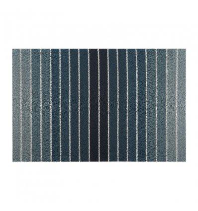 Tapis - SHAG - Block Stripe Denim