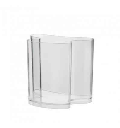 Guzzini - Vase porte-revues - ISOLA - transparent