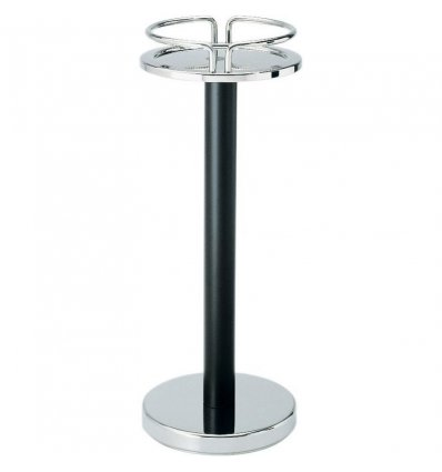 Column-door champagne bucket - stainless steel - Alessi