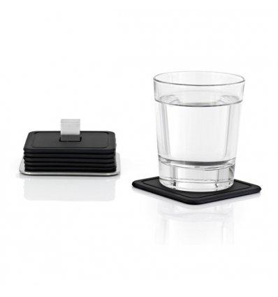 Blomus - Set de 6 dessous de verres - TRYAN