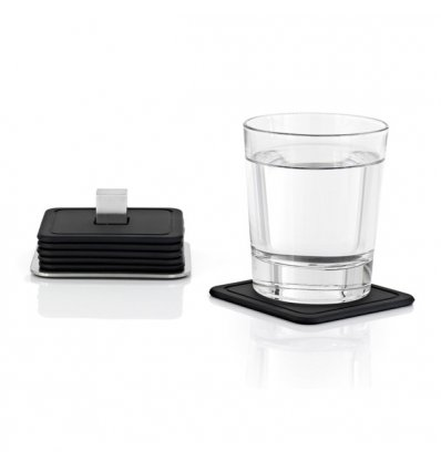 Set of 6 coasters - TRAYAN - Blomus