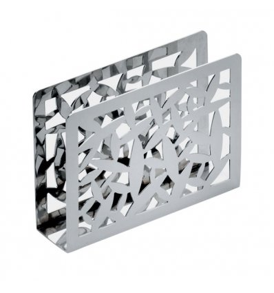 Alessi - Porte-serviettes en papier - CACTUS - acier inoxydable
