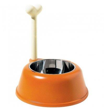 A di Alessi - Gamelle pour chien - LUPITA - orange