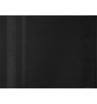 Placemat - TUXEDO - Black - Chilewich