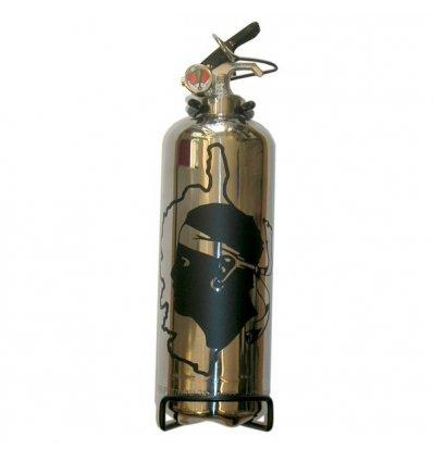 Mac Fire - Mac-Fire extincteur design - CORSE - 1kg