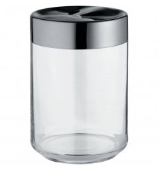Boîte de cuisine - JULIETA - 100 cl verre et inox