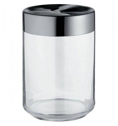 Alessi - Boîte de cuisine - JULIETA - 100 cl verre et inox