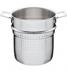 Perforated strainer for pasta - POTS & PANS