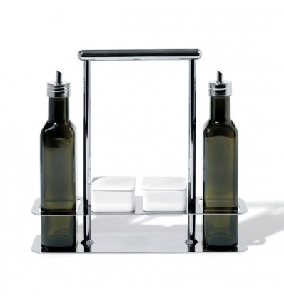 Set for olive oils - TRATTORE - Alessi