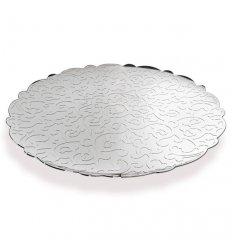 Round tray - DRESSED