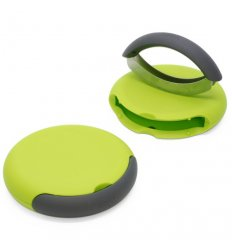 Herb grinder - CHOPPER - lime green