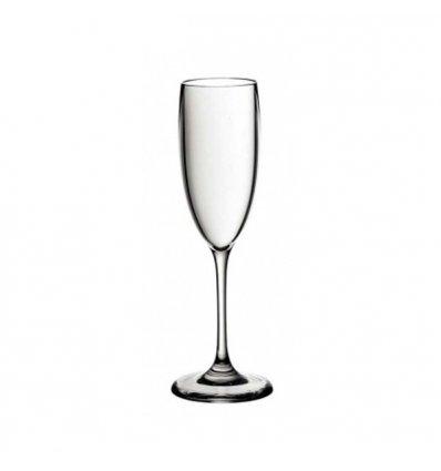 Plastic sparkling wine glass - HAPPY HOUR - 140cl - Guzzini