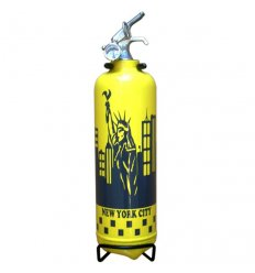 Mac-Fire extinguisher design - NEW YORK