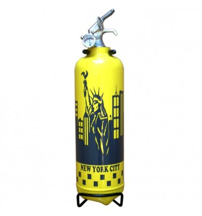 Mac-Fire extinguisher design - NEW YORK - Mac Fire