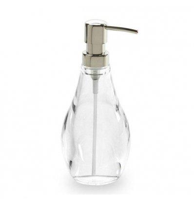 Umbra - Pompe à savon transparent - DROPLET