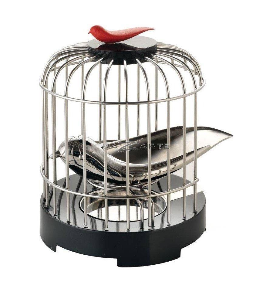 acheter passoire th m lodique tea matter par alessi chez bazarte objets et cadeaux design. Black Bedroom Furniture Sets. Home Design Ideas