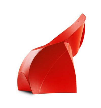 Folding chair  - FLUX CHAIR - Flux