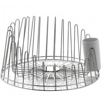 Dish drainer - A TEMPO - A di Alessi