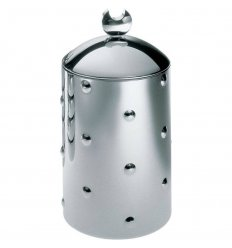 Boîte alimentaire - KALISTO 1 - acier inox H 21 cm