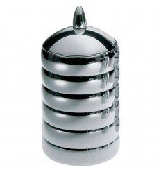 Boîte alimentaire - KALISTO 2 - acier inox H 21 cm