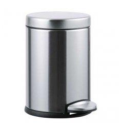 Poubelle à pédale - DELUXE BRUSHED - 4.5 litres