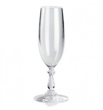 Alessi - 4 Flûtes à champagne - DRESSED