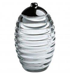 Sucrier saupoudreuse - SUGAR JAR - verre et inox