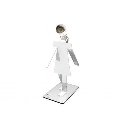 Lampe-Moonwalkette  - Concept Verre