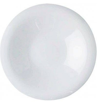 Saucer for coffee filter - PLUTO - Porcelain - Unit - Alessi