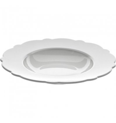 Alessi - Assiette creuse - DRESSED - 4 Pièces