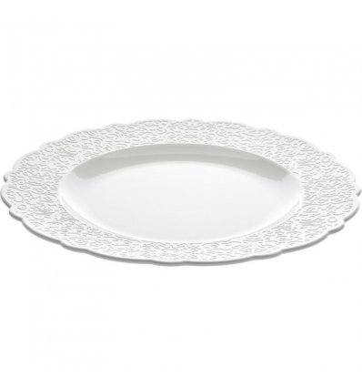Alessi - Assiette plate - DRESSED - 4 Pièces