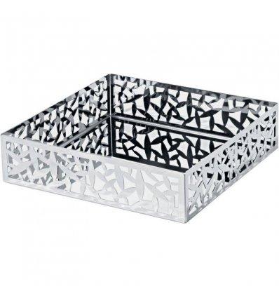 Alessi - Porte-serviettes en papier carré - CACTUS!