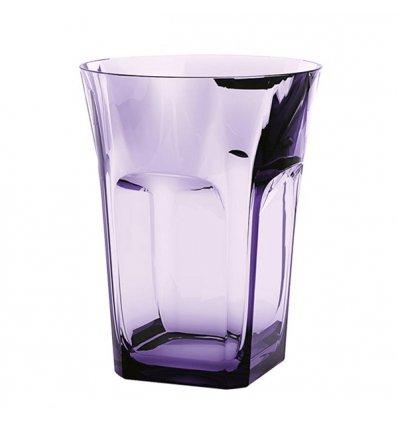 Water glass - BELLE EPOQUE - H 11 cm - Guzzini