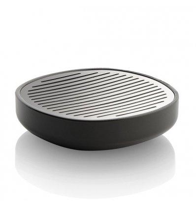 Soap dish - BIRILLO - Gray - Alessi