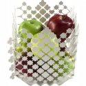 Fruit basket - BLOSSOM - white