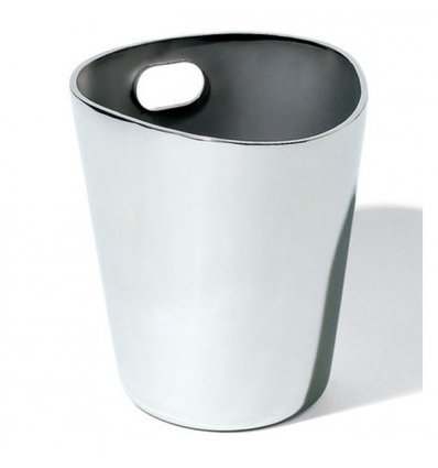 Ice Bucket - BOLLY - stainless steel - Alessi